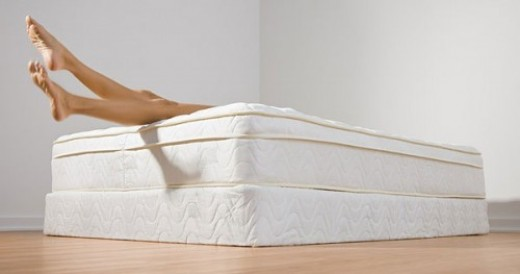 Good mattress is a prevetion for back pain