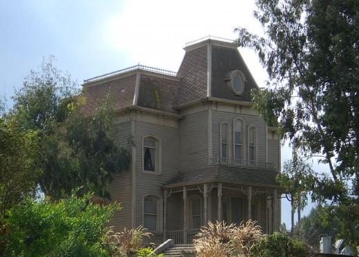 Bates House at Universal Studios