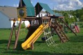 How To Buy A Wooden Playset For The Backyard