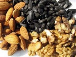 Nuts & Seeds Great Source of Nutritian