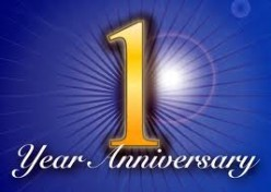 My First Year on Hubpages Anniversary