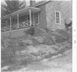 After Green River Mill was sold t J P Stevens, Co., Inc., the mill houses were sold to the tenants that wanted to purchase them. Daddy bought ours and fixed it up as best as he could.