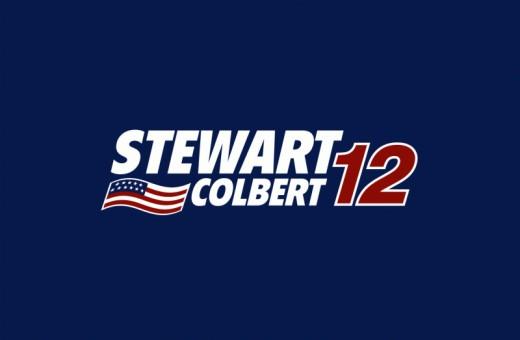 Stewart - Colbert 2012