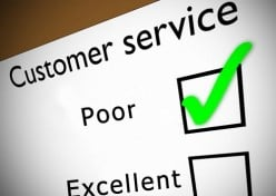 How to be a Bad Customer Service Rep