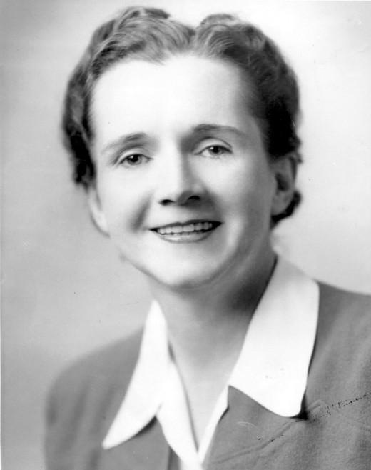 Rachel Carson (FWS photo)