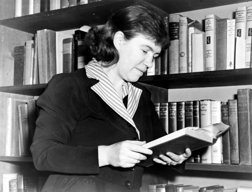 Margaret Mead (Library of Congress photo)