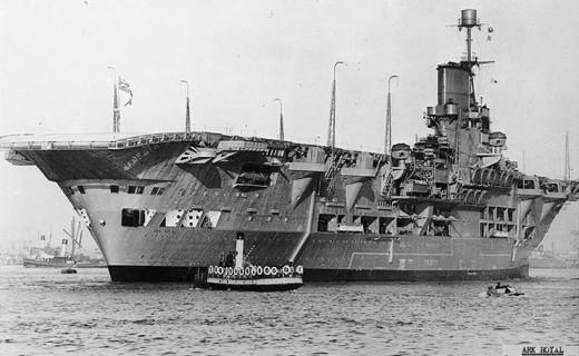 H.M.S. Ark Royal