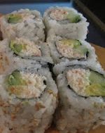 Noboru Restaurant: California Roll