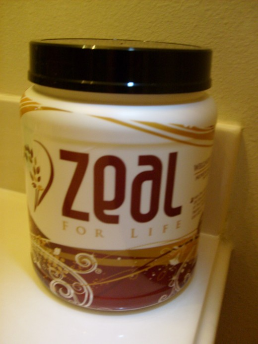 Zeal 30 day canister