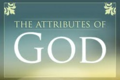 Attributes of God   Part 1