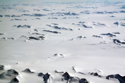 The Erven Nunataks in Antarctica: A Little Geography, Meteorology, and History of the South Pole