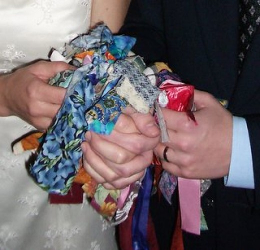 Handfasting Knot