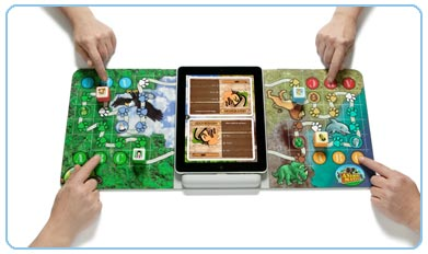 iPad Interactive Game - The GameChanger