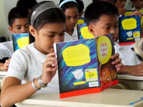 Filipino Students