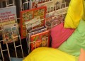 How To Make Reading Fun By Setting Up A Space For Small Children To Read In