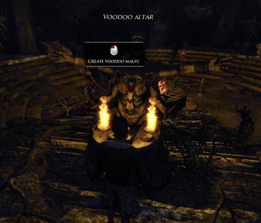 Risen 2 Learn Voodoo Magic