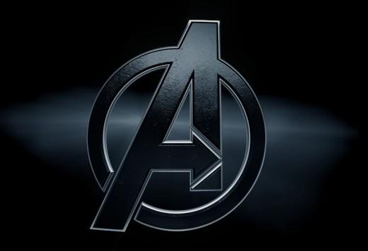 The Avengers' Logo