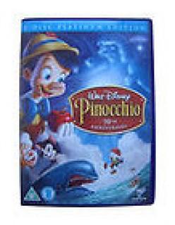 16. Pinocchio 1940 USA colour U