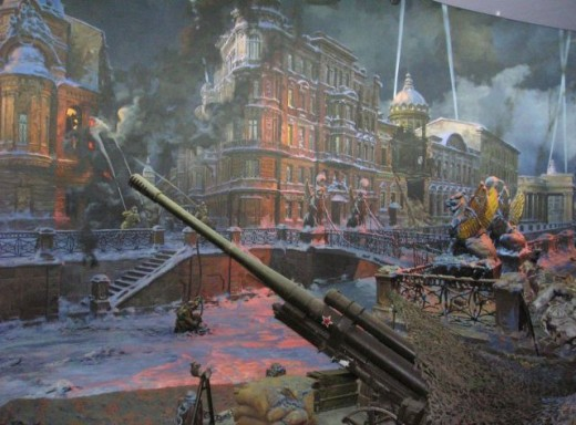 Siege of Leningrad (St Petersburg)