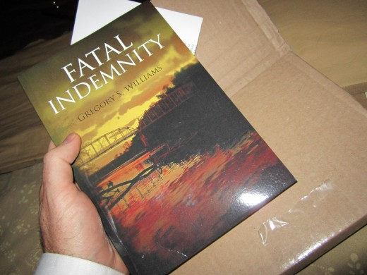Buy Fatal Indemnity at eStore: https://www.createspace.com/3816684