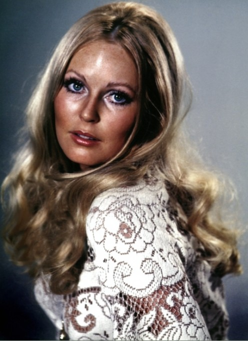 Veronica Carlson (1968's Dracula Has Risen from the Grave)