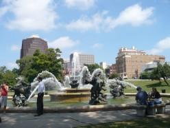Kansas City, Missouri: The City of Fountains