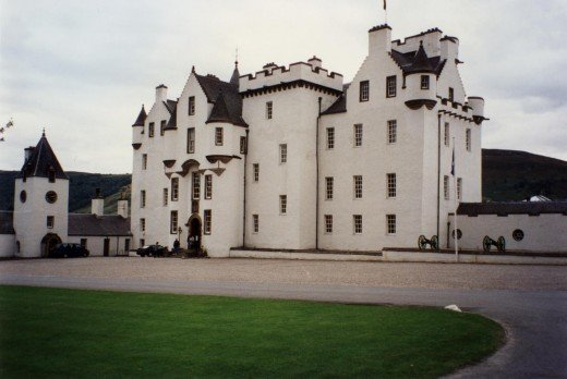 Blair Atholl castle