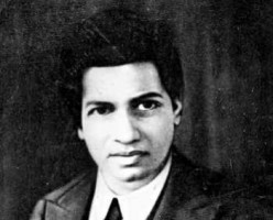Sreenivasa Ramanujan the Great Mathematician.