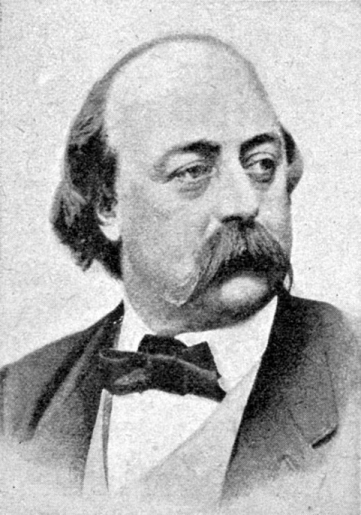 Gustave Flaubert, Author of Madame Bovary