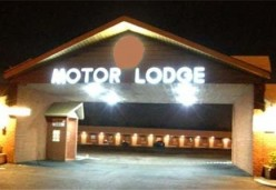 A run-down motel...the best in the area??!!