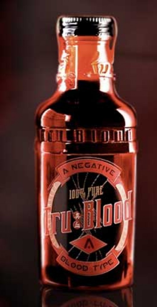 Tru Blood Vampire Nourishment Beverage