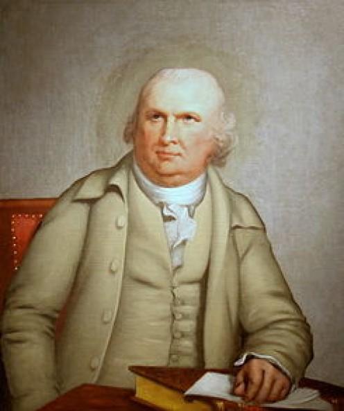 SENATOR ROGER MORRIS, b. 1734, d. 1806