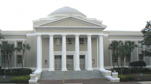 The Supreme Court of Florida in Tallahassee