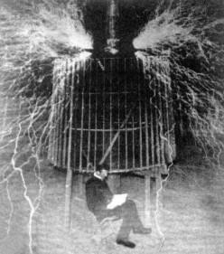 Nikola Tesla, Electrical Genius
