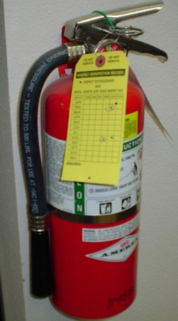 Do you know how to use fire extinguishers?