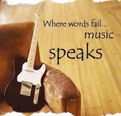 Music has no language