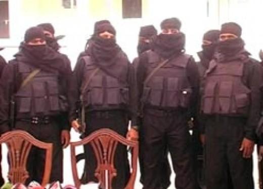 mumbai saviors-- naval commandos