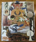 Creating a Symbolic Collage Art Journal