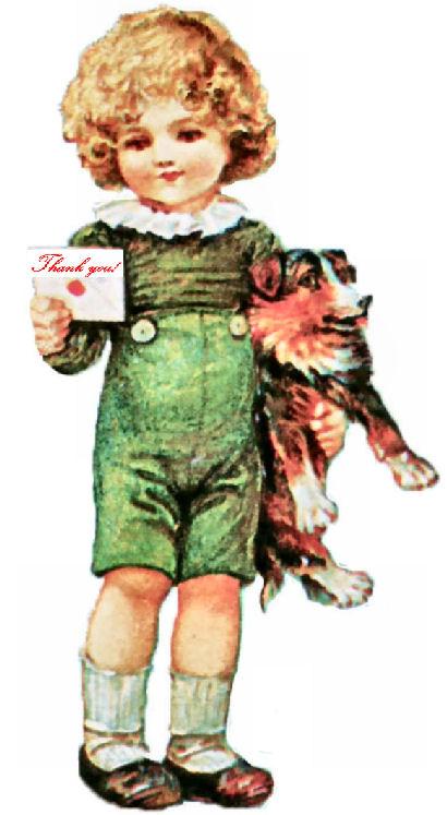 Victorian Public Domain Image