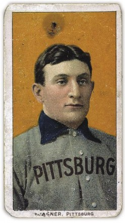 Vintage Collectibles: The T-206 White Border Baseball Tobacco Cards