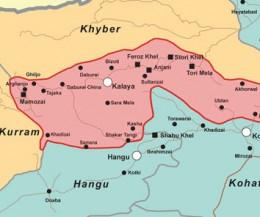 Operations in Orakzai 2010