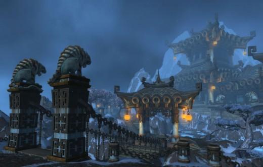 Pandaria Screenshot
