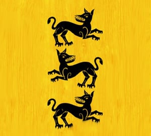 The sigil of House Clegane