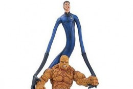 Mr. Fantastic & The Thing 2-pack