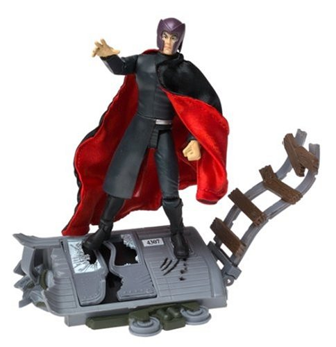 X-Men movie Magneto w/ cloth cape