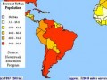 SOUTH AMERICA AND ITS URBANIZATION:Migrating from Rural to Urban Areas