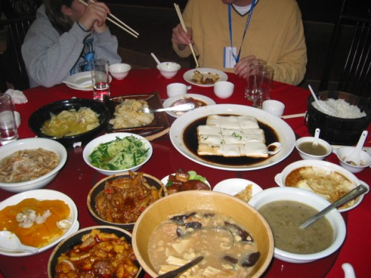 Grace Lin writes vividly about Chinese food and holidays.
