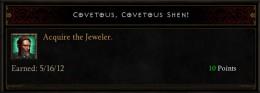 Covetous, Covetous Shen!