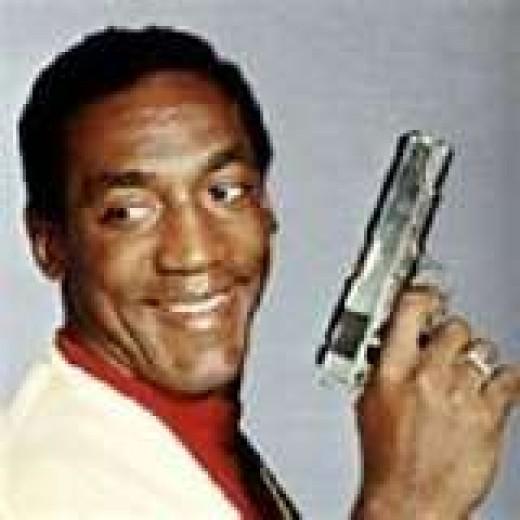 Bill Cosby as Alexander Scott
