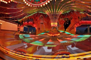 Large Amusement Park like Disney offer a wide range of internships.